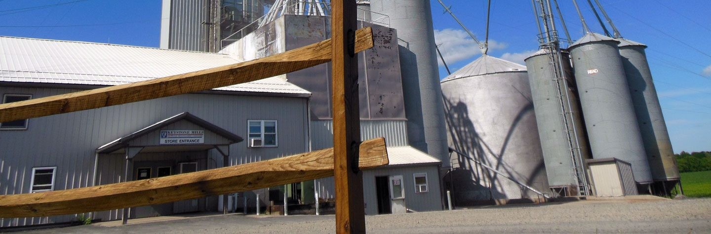 Contact Keystone Mills for Your Animal Nutrition