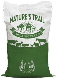 Organic Heifer Feed